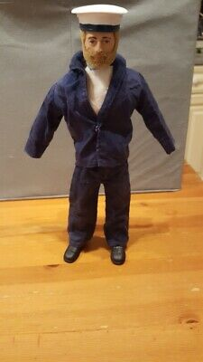 Vintage Action Man Sailor Part-outfit Only (figure Not Included) • 11.95£