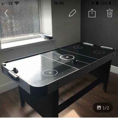 Electric Air Hockey Table Game • 69.99£