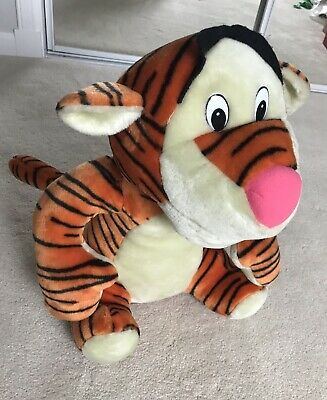 "Large 22"" Plush Tiger (Similar To Tigger) • 10£"