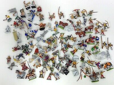 Mixed Job Lot 100+ Of Army Grenadier Warhammer Noble Knights Style Figurines  • 9.99£
