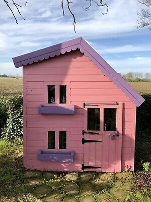 Wooden Wendy House For Sale £225 Ono • 225£
