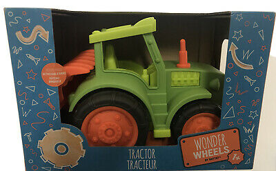 Wonder Wheels Tractor By Battat • 22£