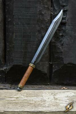 Foam Latex Viking Scramasax Sword Perfect For Costume, LARP, Cosplay & Safe Play • 46£