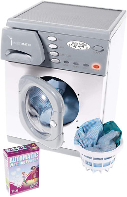 NEW - Casdon 476 Toy Electronic Washer, Best Gift For Your KIds, Best Quality UK • 34.11£