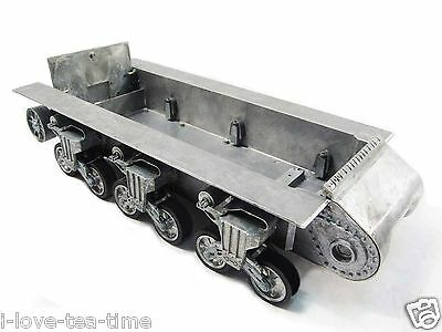 1/16 Scale Mato Sherman Metal Classis With Suspension And Road Wheels MT188 • 122.90£