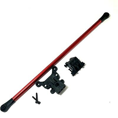 ARRMA Kraton EXB Chassis Brace Bar And Supports - New Genuine Parts • 25£