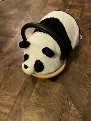 Panda Plush Wheely Bug - Good Condition, Barely Played With £70+ New • 22£