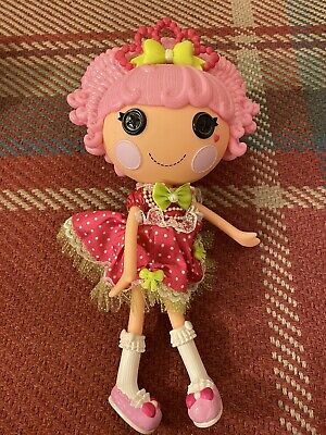 Beautiful Rare Lalaloopsy Doll Large Approx 35cm Great Cond Xmas Toy RRP £30 • 7£