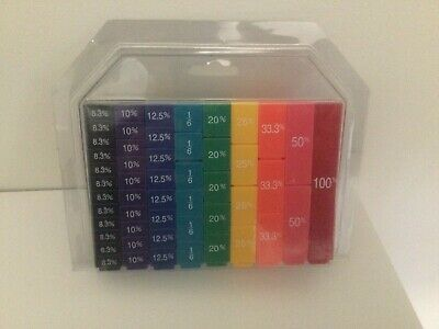 Fraction Tower/Equivalency Cubes • 5.50£