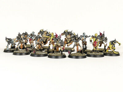 Champions Of Death - Undead Blood Bowl Team - Fully Assembled & Painted • 100£