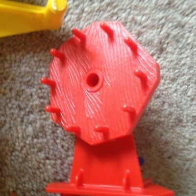 Mousetrap Game, Red Gears. Genuine Ideal Games Part.  • 1.50£