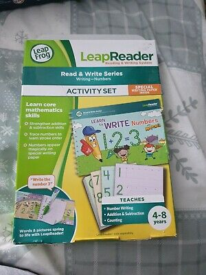 Leapfrog Leap Reader Read & Write Activity Set • 5£