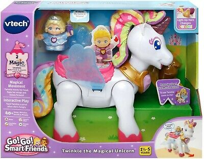 VTech Toot-toot Friends Magical Unicorn Interactive Toy, 40+ Sounds & Phrases  • 34.99£