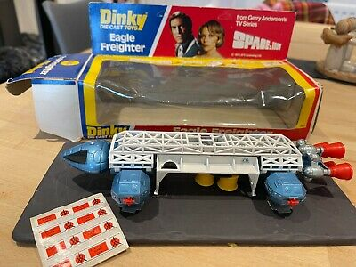 Dinky Toys 360  Eagle Freighter Space 1999 Gerry Anderson • 159.99£