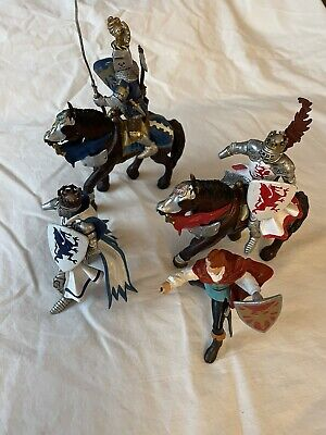 Papo Medieval Knights And Horses • 10.50£