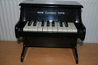 New Classic Toys Piano - Wooden Children's Musical Instrument • 10.50£
