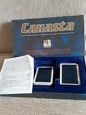 Gibsons Canasta Card Game • 1.50£