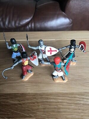 Timpo Toy Knights • 8.90£