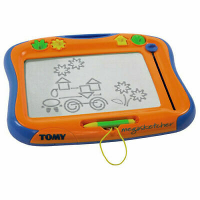TOMY 6555 Megasketcher Classic Magnetic Drawing Board • 6.95£