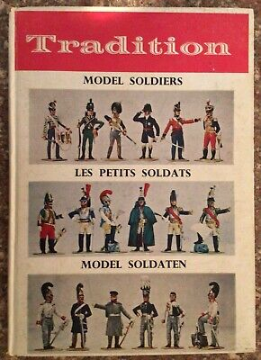 1967.chas. Stadden / Tradition Model Soldier Collectors Catalogue. (illustrated) • 35£