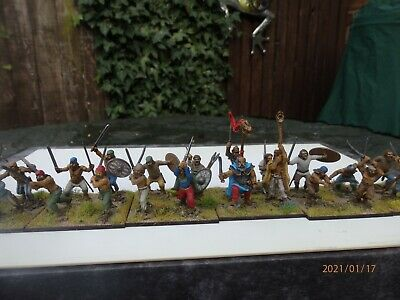 28mm Dacian Infantry (warlord Games) • 80£