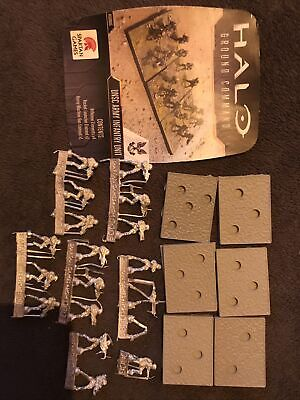Halo Ground Command - 15mm - UNSC ARMY INFANTRY UNIT - OOP • 18£