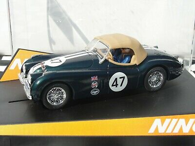 Ninco Jaguar Xk-120 'alpen Rally' #47 50317 1:32 Slot new Old Stock Boxed  • 69.99£