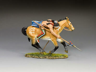 KING AND COUNTRY Bloody Lance - Cheyenne - The Real West TRW175 • 130.95£