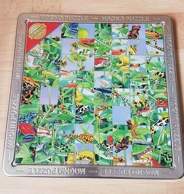 Magna Puzzle Frogs • 2.50£