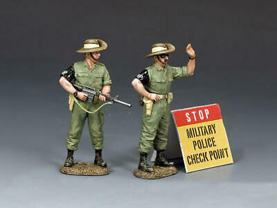 KING AND COUNTRY Vietnam War - Australian Military Police VN092 VN92 • 97.95£