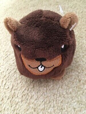 Small Brown Canadian Beaver • 0.99£