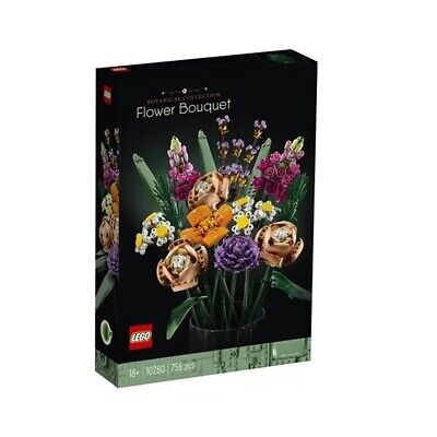 LEGO Creator 10280 Flower Bouquet - New In Sealed Box • 66.99£