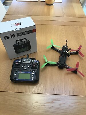 Racing Drone 250 Size & Flysky FS-i6 Controller • 150£