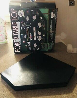 Poker Table Top #COLLECTION ONLY# • 5.30£