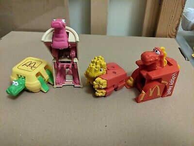 McDonalds Happy Meal Transformers Changeables Retro Rare Collection Joblot  • 2.50£