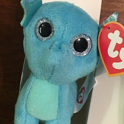 McDonalds Teenie Beenie Baby A Horse With Fins. I Swim Bright-Eyed  Fish-tailed • 4.59£