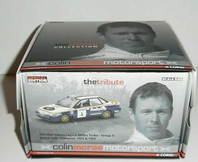 Colin McRae Tribute Collection Subaru Legacy 2.0 Turbo BRC 1991 & 1992 • 150£