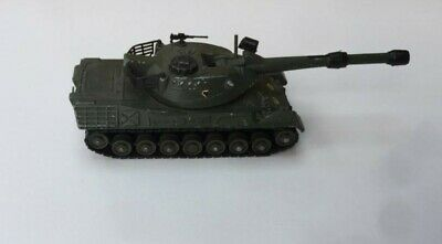 Vintage Dinky Toys Leopard Tank Diecast Army Military Vehicle  • 9.50£