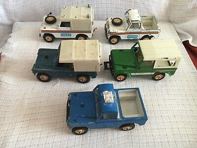 Britains Land Rovers X 5  • 30£