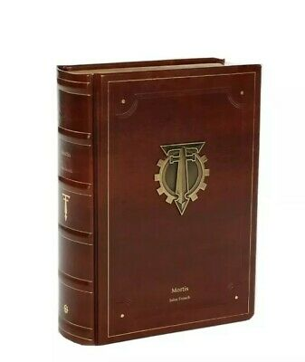 Warhammer - Mortis - Siege Of Terra - Book 5 - Limited Edition - Signed  • 72£