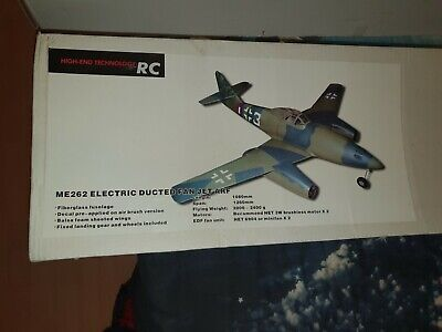 High-end Technology RC Me-262 Ducted Fan Jet ARF • 270£