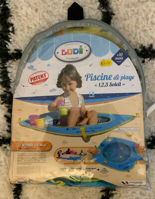 Mini Beach Pool Pop Up For Toddlers • 4.99£
