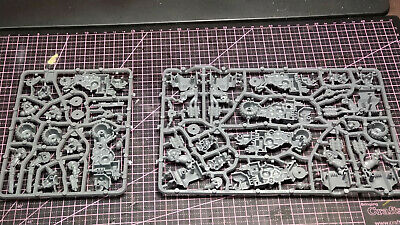 Warhammer 40k - Outrider Squadron Indomitus Space Marines (3 Models) • 3.53£