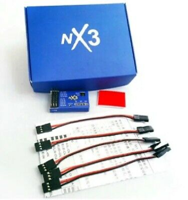 NX3 Stabiliser For Fixed-wing RC Airplane • 13.50£