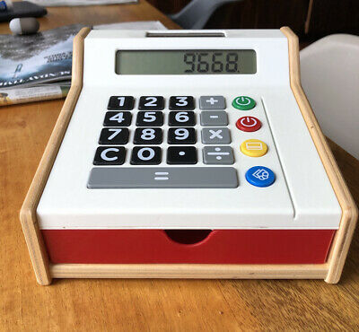 IKEA Toy Till With Calculator • 7.50£