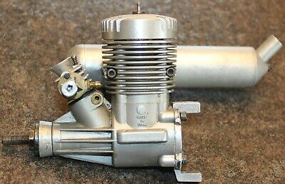 K&b 45 Sportster R/c Engine Used Complete Strong Compression Awesome!!!! • 7.15£