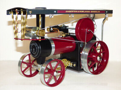 Mamod/promod- Anderton & Rowlands Showmans Engine Ltd Edition Of Only 50 Made • 415£