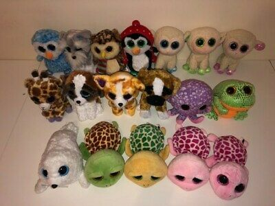 TY Beanie Boos Varied • 2.50£