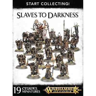 Start Collecting! Slaves To Darkness • 75£