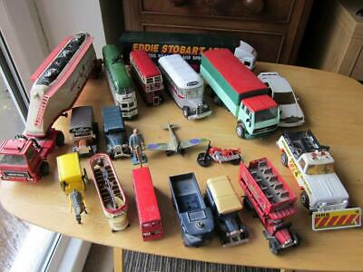 Small Collection Of Cars And Wagons Various Makes • 16.95£